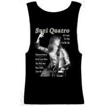 Greatest Hits Drop Tank Singlet -Long